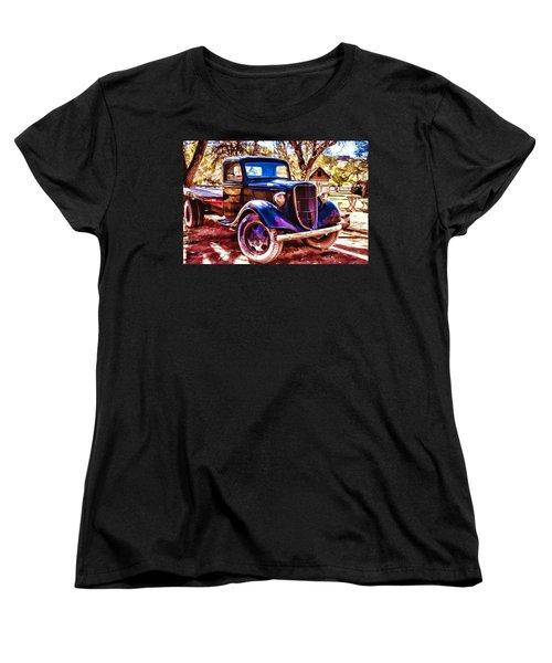 Truck Women's T-Shirt (Standard Cut) by Muhie Kanawati