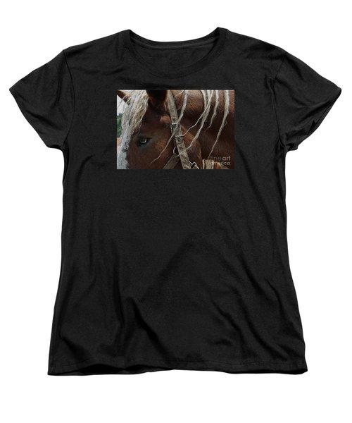 Trusted Friend 2 Women's T-Shirt (Standard Cut) by Yvonne Wright