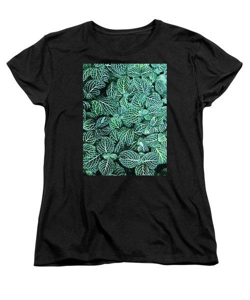 Ha Women's T-Shirt (Standard Cut) by Julio Lopez