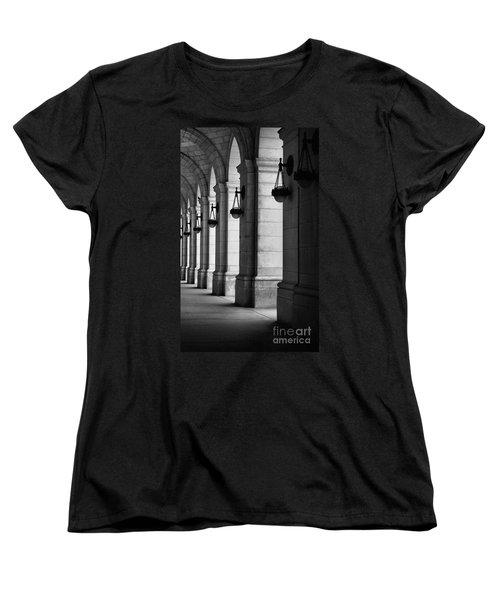 Union Station Washington Dc Women's T-Shirt (Standard Cut) by John S