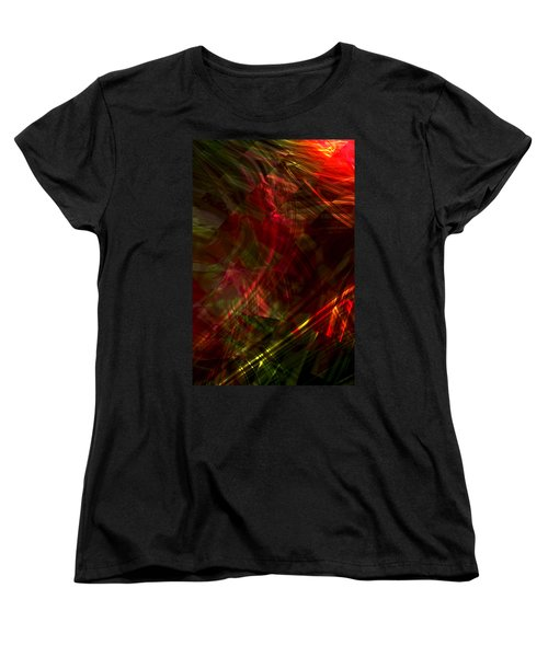 Urgent Orbital Women's T-Shirt (Standard Cut) by Richard Thomas