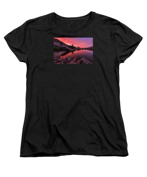 Utah's Cecret Women's T-Shirt (Standard Cut) by Chad Dutson