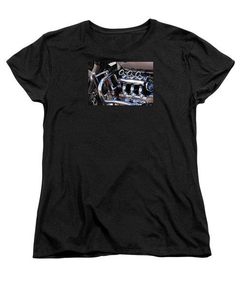 Valkyrie 2 Women's T-Shirt (Standard Cut) by Wendy Wilton