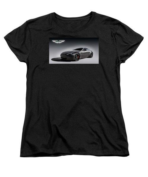 Vantage V12 Women's T-Shirt (Standard Cut) by Douglas Pittman