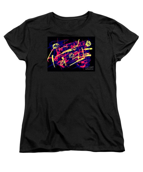 Vegas Delight Women's T-Shirt (Standard Cut)