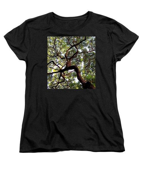 Veins Of Life Women's T-Shirt (Standard Cut)