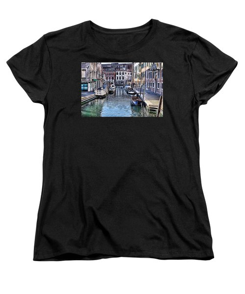 Venice Italy Iv Women's T-Shirt (Standard Cut) by Tom Prendergast