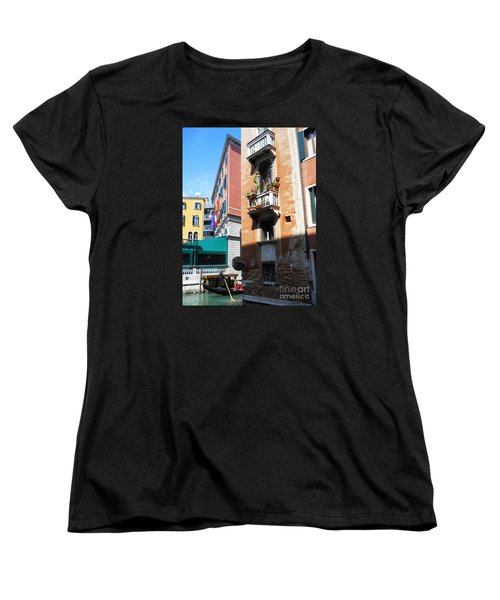 Venice Series 6 Women's T-Shirt (Standard Cut) by Ramona Matei
