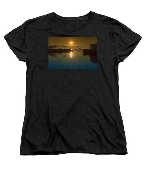 Warming Sun Women's T-Shirt (Standard Cut) by James  Meyer