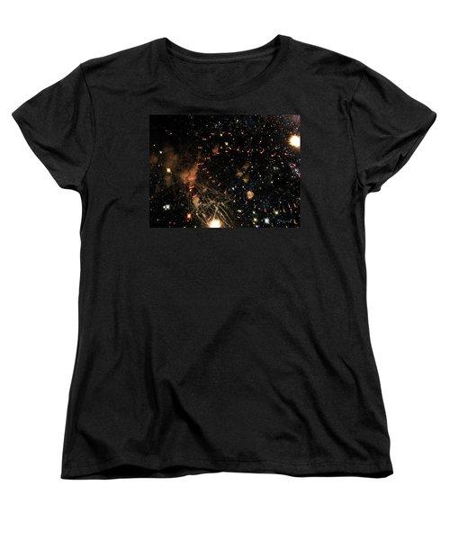 Warp Speed Women's T-Shirt (Standard Cut)