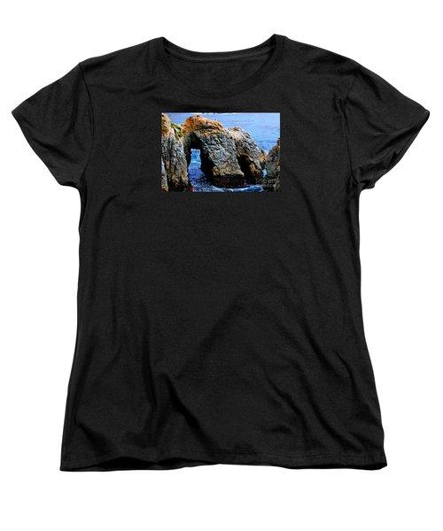 Water Tunnel Women's T-Shirt (Standard Cut)