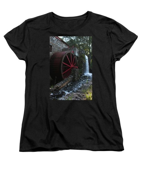 Wayside Inn II Women's T-Shirt (Standard Cut) by Suzanne Gaff