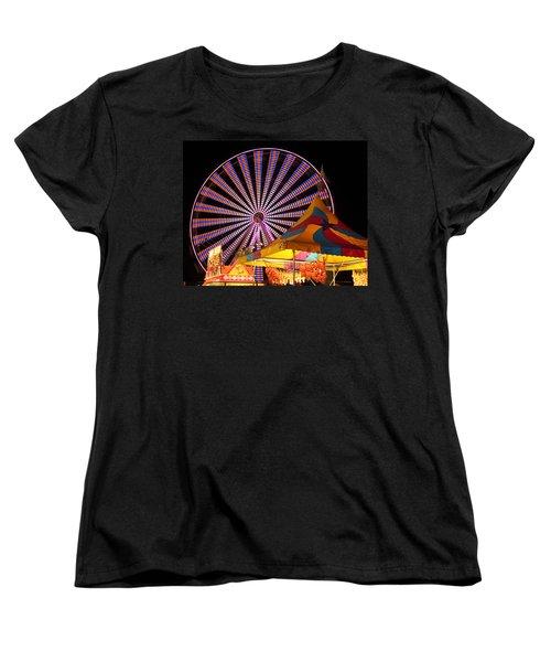 Welcome To The Nys Fair Women's T-Shirt (Standard Cut) by Richard Engelbrecht