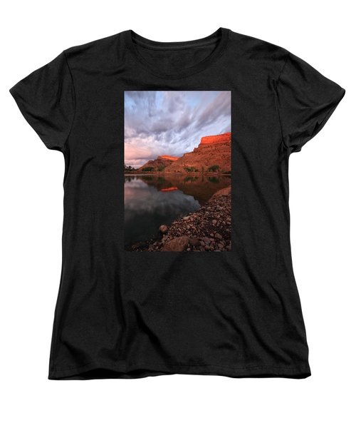 Women's T-Shirt (Standard Cut) featuring the photograph Western Colorado by Ronda Kimbrow