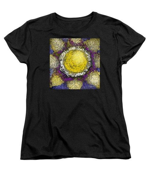 What Kind Of Sun II Women's T-Shirt (Standard Cut) by Carol Jacobs