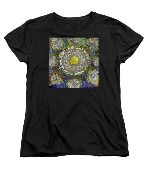 What Kind Of Sun IIi Women's T-Shirt (Standard Cut) by Carol Jacobs