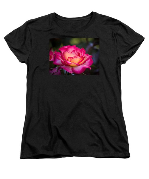 Women's T-Shirt (Standard Cut) featuring the photograph When It's Love by Patricia Babbitt