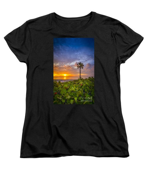 Where The Heart Is Women's T-Shirt (Standard Cut) by Marvin Spates