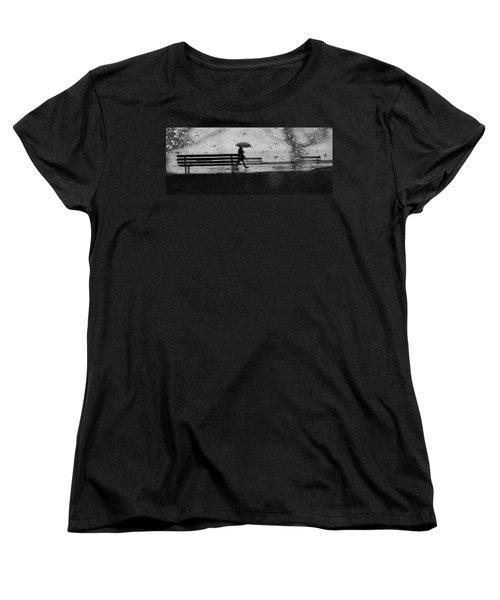 Where You Have Been Women's T-Shirt (Standard Cut) by Jerry Cordeiro