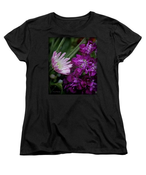 Whimsical Passion Women's T-Shirt (Standard Cut) by Jeanette C Landstrom