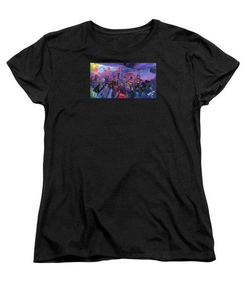 Whitewater Ramble At The Barkley Women's T-Shirt (Standard Cut)
