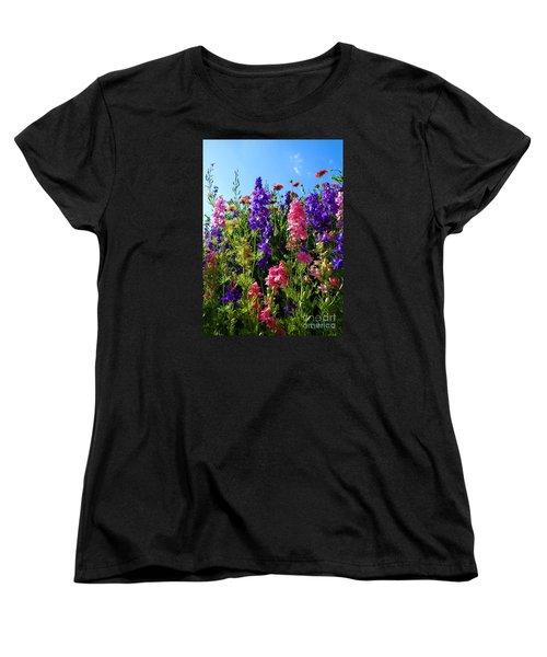 Wildflowers #14 Women's T-Shirt (Standard Cut) by Robert ONeil