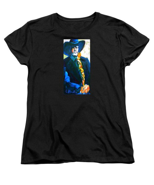 Willie Women's T-Shirt (Standard Cut) by Les Leffingwell