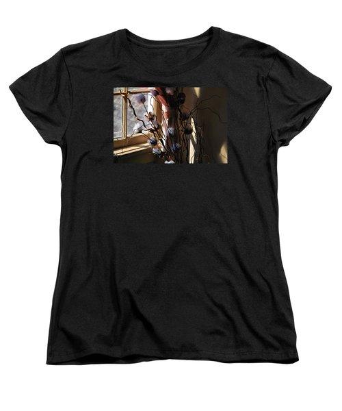 Willow And Cotton Women's T-Shirt (Standard Cut)