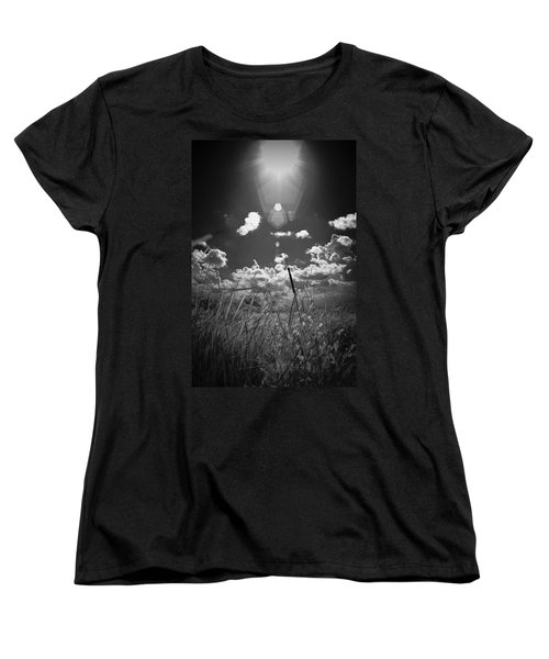 Women's T-Shirt (Standard Cut) featuring the photograph Willow by Bradley R Youngberg