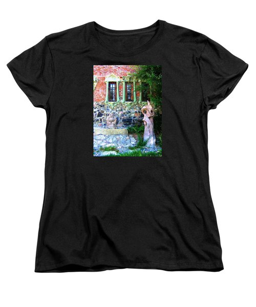 Windows Women's T-Shirt (Standard Cut) by Oleg Zavarzin