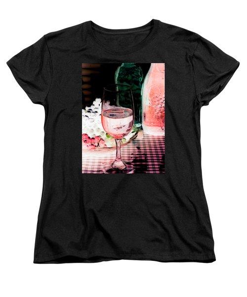 Wine Country - Photopower 03 Women's T-Shirt (Standard Cut)