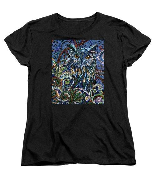 Winter Sage Women's T-Shirt (Standard Cut) by Erika Pochybova