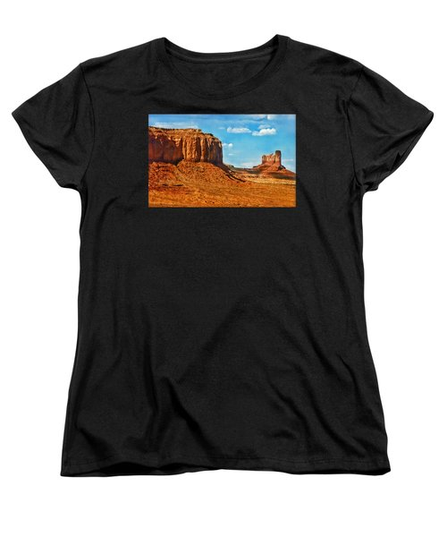 Witnesses Of Time Women's T-Shirt (Standard Cut) by Hanny Heim