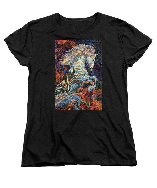 Wuthering Heights Women's T-Shirt (Standard Cut) by Erika Pochybova