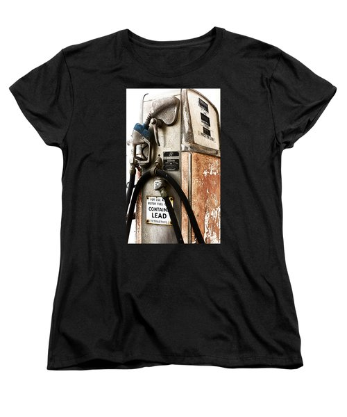 Ye Old Pump Women's T-Shirt (Standard Cut) by Caitlyn  Grasso