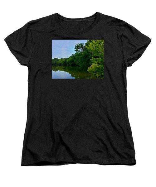 Yellow Creek Women's T-Shirt (Standard Cut)