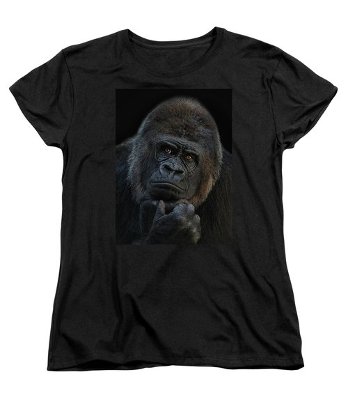 You Ain T Seen Nothing Yet Women's T-Shirt (Standard Cut) by Joachim G Pinkawa