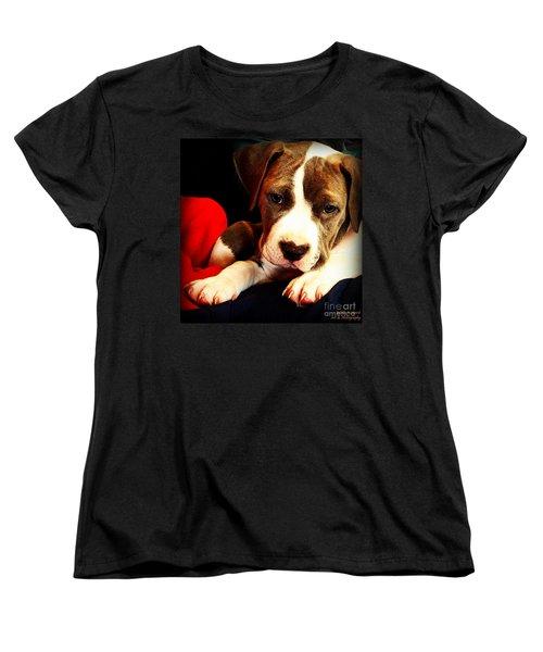 You Have My Heart Women's T-Shirt (Standard Cut) by Bobbee Rickard