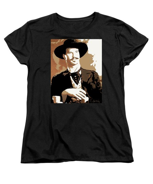 Your Huckleberry Women's T-Shirt (Standard Cut) by Dale Loos Jr
