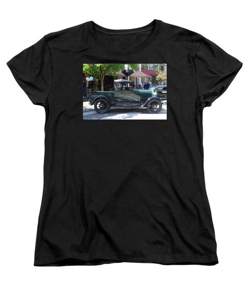 29 Ford Pickup Women's T-Shirt (Standard Cut) by Ansel Price