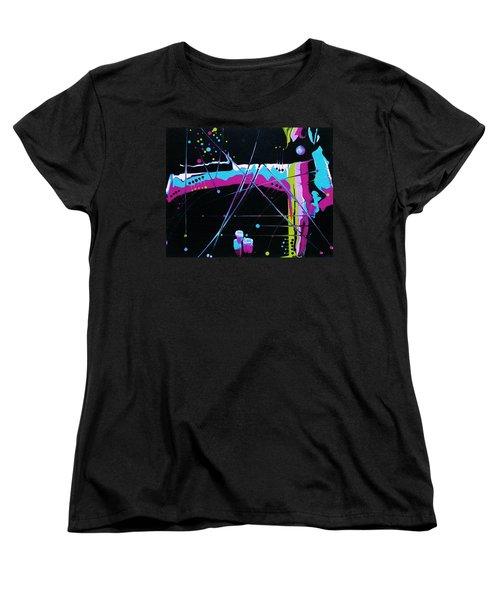 All Is Calm Women's T-Shirt (Standard Cut)