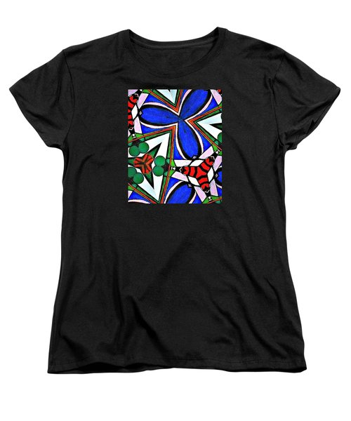 Calendoscopio Women's T-Shirt (Standard Cut)