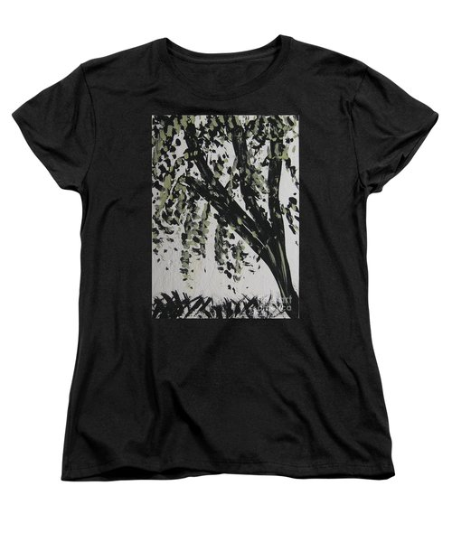 Dance With Me Women's T-Shirt (Standard Cut)