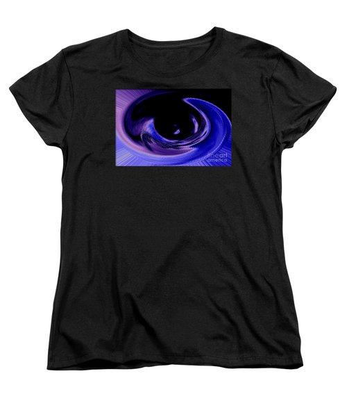 Envision Women's T-Shirt (Standard Cut) by Sue Stefanowicz