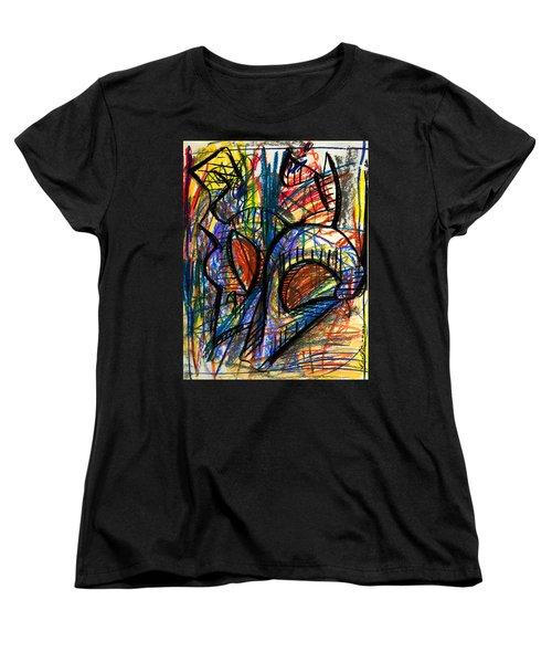 Picasso Women's T-Shirt (Standard Cut) by Sheridan Furrer