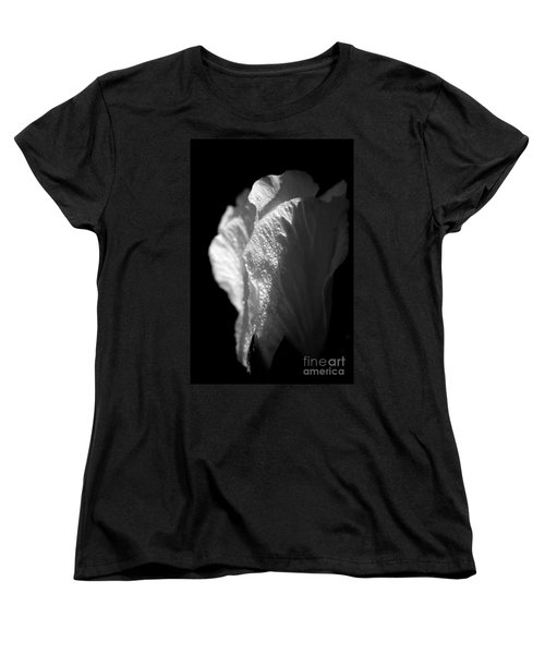 Women's T-Shirt (Standard Cut) featuring the photograph Rose Of Sharon by Jeannette Hunt