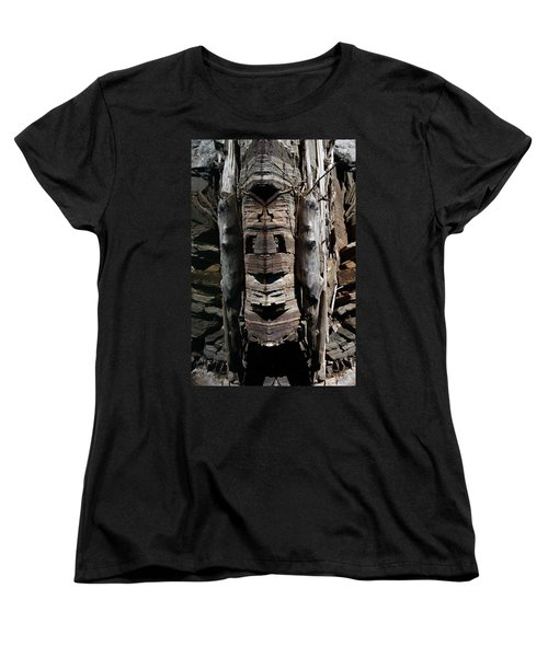 Women's T-Shirt (Standard Cut) featuring the photograph Spirit Of The Duncan by Cathie Douglas