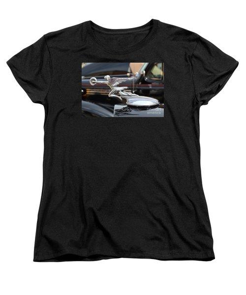 1934 Packard  Women's T-Shirt (Standard Cut) by Sue Stefanowicz