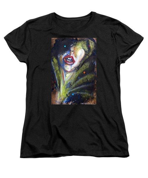Isis Women's T-Shirt (Standard Cut) by Sheridan Furrer