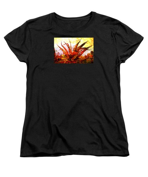 Maguey Women's T-Shirt (Standard Cut) by J- J- Espinoza